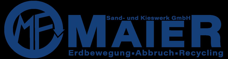 Maier Franz GmbH Sand, Kies- und Schotterwerk in Lochen